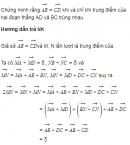 Bài 19 trang 18 Sách giáo khoa (SGK) Hình học 10 Nâng cao