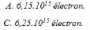 Bài 2 trang 105 SGK Vật Lí 11 Nâng cao