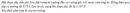 Bài 4 trang 147 SGK Vật Lí 11 Nâng cao