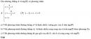 Bài 3 trang 109 SGK Hình học 12 Nâng cao