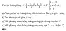 Bài 5 trang 110 SGK Hình học 12 Nâng cao