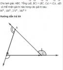 Bài 5 trang 51 SGK Hình học 10 nâng cao