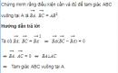 Bài 8 trang 52 SGK Hình học 10 nâng cao