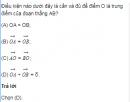 Bài 15 trang 37 SGK Hình học 10 Nâng cao