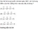 Bài 17 trang 37 SGK Hình học 10 Nâng cao