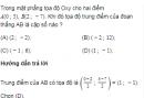 Bài 19 trang 38 SGK Hình học 10 Nâng cao