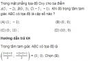Bài 21 trang 38 SGK Hình học 10 Nâng cao