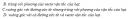 Bài 1 trang 160 SGK Vật Lí 11 Nâng cao