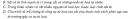 Bài 1 trang 169 SGK Vật Lí 11 Nâng cao