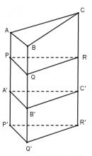 Bài 1 trang 122 SGK Hình học 12 Nâng cao