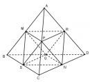 Bài 4 trang 122 SGK Hình học 12 Nâng cao