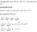 Bài 19 trang 65 SGK Hình học 10 nâng cao