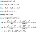 Bài 35 trang 66 SGK Hình học 10 nâng cao