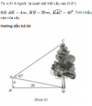 Bài 37 trang 67 SGK Hình học 10 nâng cao
