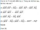 Bài 6 trang 72 SGK Hình học 10 nâng cao