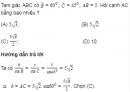 Bài 16 trang 73 SGK Hình học 10 nâng cao