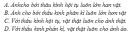 Bài 3 trang 242 SGK Vật lí 11 Nâng cao