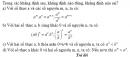 Bài 1 trang 75 SGK Đại số và Giải tích 12 Nâng cao