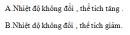 Bài 1 trang 233 SGK Vật lý lớp 10 Nâng cao