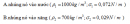 Bài 1 trang 266 SGK Vật lý lớp 10 Nâng cao