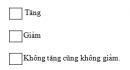 Câu 21 trang 114 SGK Đại số và Giải tích 11 Nâng cao