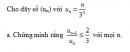 Câu 4 trang 130 SGK Đại số và Giải tích 11 Nâng cao