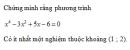 Câu 62 trang 178 SGK Đại số và Giải tích 11 Nâng cao