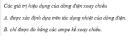 Câu 1 trang 146 SGK Vật Lý 12 Nâng cao
