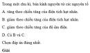 Bài 1 trang 49 SGK Hóa học 10 Nâng cao