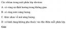 Bài 1 trang 25 SGK Hóa học 10 Nâng cao
