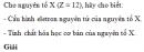 Bài 2 trang 58 SGK Hóa học 10 Nâng cao