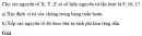 Bài 5 trang 55 SGK Hóa học 10 Nâng cao