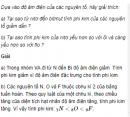 Câu 2 trang 36 SGK Hóa học 11 Nâng cao