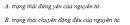 Câu 1 trang 241 SGK Vật Lý 12 Nâng cao