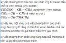 Bài 3 SGK trang 99 hóa học 12 nâng cao.
