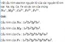 Bài 6 SGK trang 112 hóa học 12 nâng cao