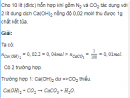 Bài 9 trang 168 SGK Hóa học lớp 12 nâng cao