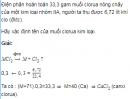 Bài 7 SGK trang 140 hoá học 12  nâng cao