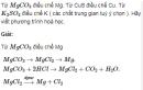 Bài 4 SGK trang 143 hoá học 12  nâng cao