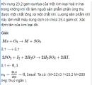 Bài 5 SGK trang 143 hoá học 12  nâng cao
