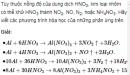 Bài 3 trang 176 SGK Hóa học lớp 12 nâng cao