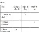 Câu 12 trang 13 SGK Đại số 10 Nâng cao