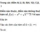 Bài 11 trang 46 SGK Đại số 10 nâng cao