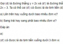 Bài 15 trang 47 SGK Đại số 10 nâng cao