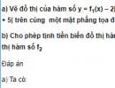 Bài 19 trang 52 SGK Đại số 10 nâng cao