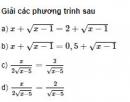 Bài 2 trang 71 SGK Đại số 10 nâng cao