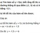 Bài 21 trang 53 SGK Đại số 10 nâng cao