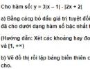 Bài 26 trang 54 SGK Đại số 10 nâng cao