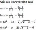 Bài 3 trang 71 SGK Đại số 10 nâng cao