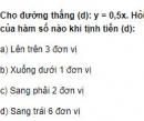 Bài 6 trang 45 SGK Đại số 10 nâng cao
